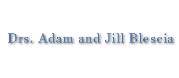 Drs. Adam and Jill Blescia