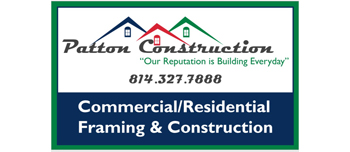 Patton Construction Gold Sponsor